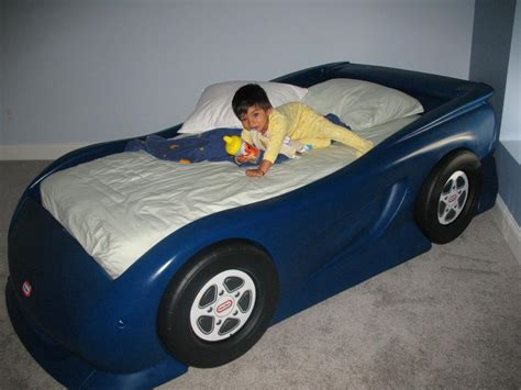 car with bed little tikes sports car twin bed sports cars
