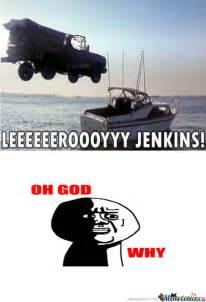 Leroy Jenkins Meme - rmx leeroy jenkins by jatsikoira meme center