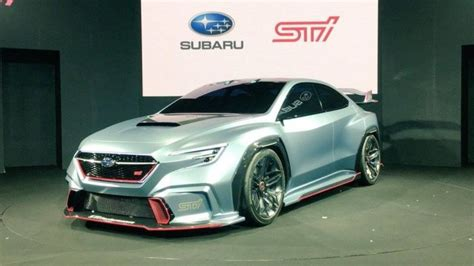 2020 subaru sti news will next subaru wrx sti get bolder design or be a