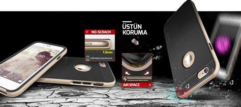 Verus Iphone 7 Plus High Pro Shield Steel Blue Limited verus iphone 6 6s new high pro shield series kılıf steel