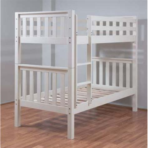 King Single Bunk Bed Sussex Single Or King Single Bunk Bed Temple Webster