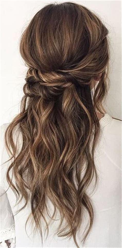 Wedding Hair Ideas Half Up by Best 25 Half Up Wedding Ideas On Wedding Half