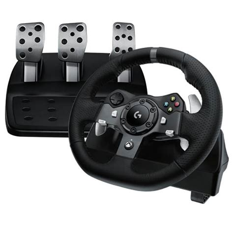 Logitech G920 Driving Racing Wheel Xbox One Pc