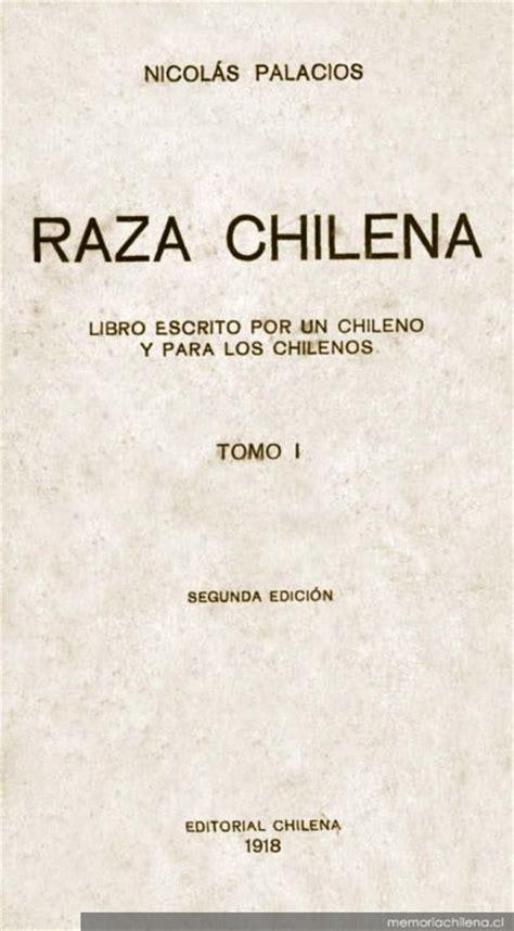 libro nocturno de chile compactos raza chilena libro escrito por un chileno y para los chilenos memoria chilena biblioteca