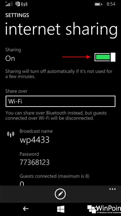 cara mengubah kouta video max menjadi kouta internet cara agar windows phone bisa menjadi modem winpoin