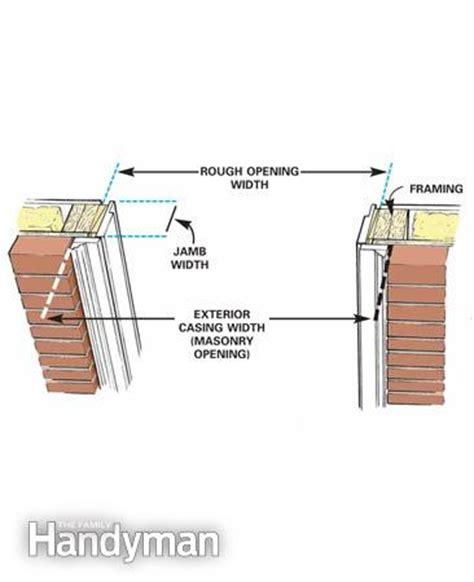 replace  exterior door  family handyman