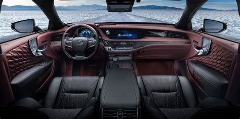 lexus interior 2018 2018 lexus ls500h revealed photos caradvice