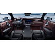 2018 Lexus LS500h Revealed  Photos 1 Of 8