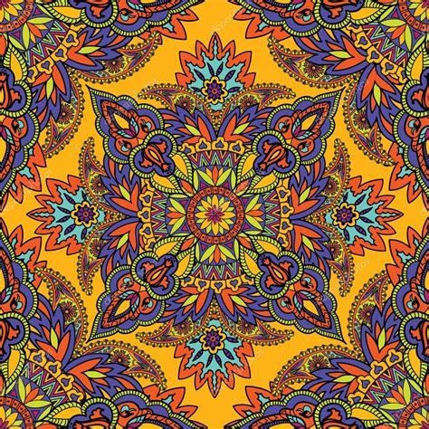 indian pattern fabric indian fabric pattern stock vector 169 yokodesign 96553896