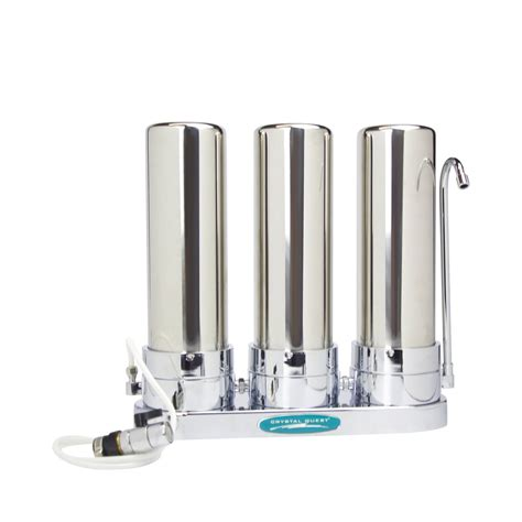 fluoride removal cartridge countertop water