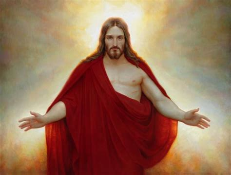 the robe of jesus why will christ s robe be red when he comes again ask