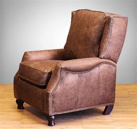 leather reclining chair and barcalounger ashton ii recliner chair leather recliner