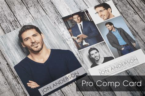 comp card templates download 187 designtube creative