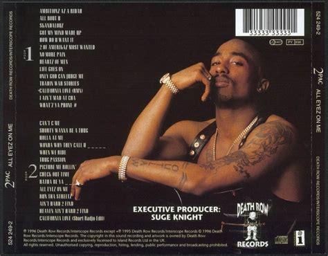 tupac download 2pac all eyez on me 2xcd 1996 171 tupac amaru shakur
