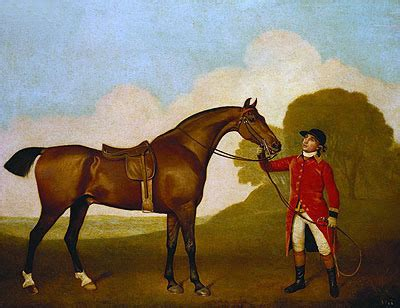 george stubbs' horse portraits | history and other thoughts