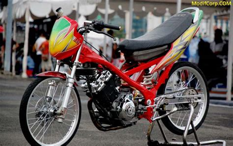 Lu Motor Satria Fu Modifikasi Motor Satria Fu Dengan Ratusan Inspirasi