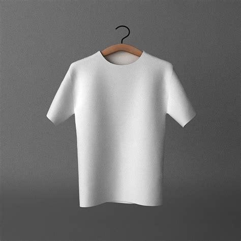 Tshirt 3d 01 t shirt cloth by codeid 3docean