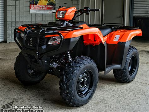 Honda Atv Prices by 2016 Honda Foreman 500 Es Eps Atv Review Specs