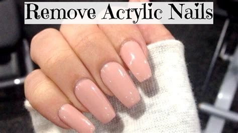 how to take acrylic nails at home fast 28 images how