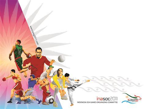 wallpaper keren olah raga posisi peraihan medali seag 2011