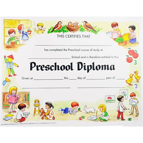 preschool graduation certificate template free preschool graduation certificates unique preschool