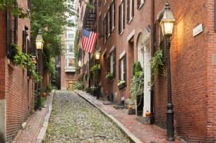 Boston Row Houses - beacon hill luxury boston properties