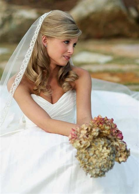 Wedding Hairstyles Wavy by Wedding Hairstyles For Hair Images Photos Pictures