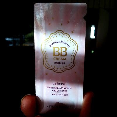 Dijamin The One Bb Bright Spf 30 this and that from dannchu review impression