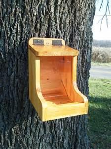 squirrel feeder diy items similar to diy squirrel feeder kit on etsy