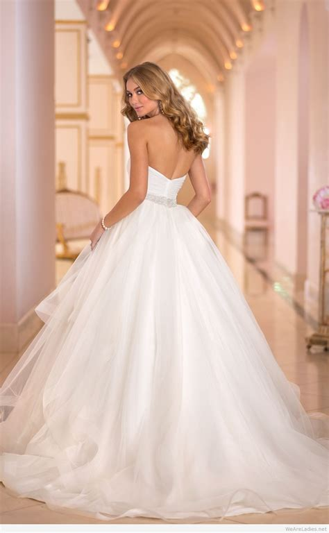 Beautiful wedding dresses 2015