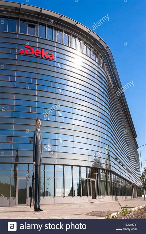 deka bank luxembourg luxembourg city of luxembourg building of the deka