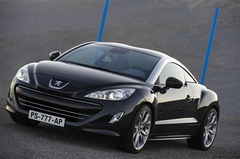 peugeot coupe rcz 2010 peugeot rcz sports coupe orders almost exceed
