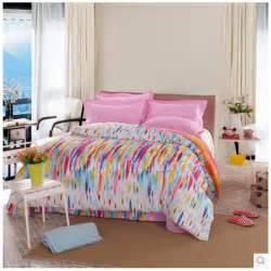 colorful sheets best artistic colorful patterned bedding sets