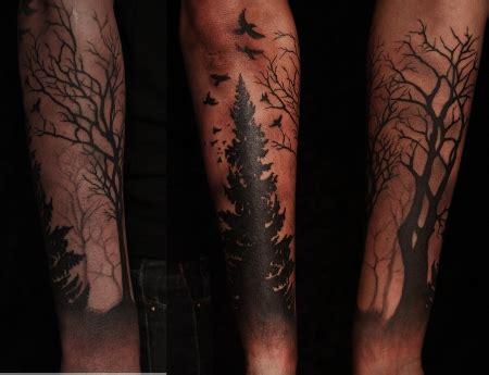 hi1980 forest tattoos von tattoo bewertung de