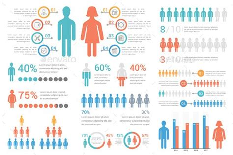 infographic templates for adobe illustrator 2139 best images about best infographic templates on