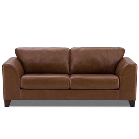 elements couch palliser juno elements 77494 two seat apartment sofa