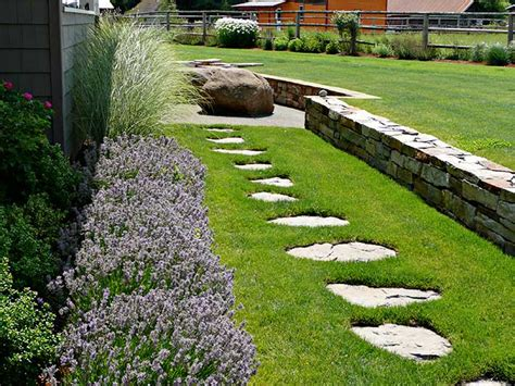 Backyard Stepping Stone Ideas Stone In The Garden Mount Hood Gardens Inc