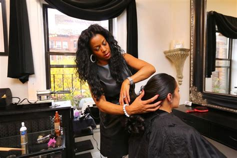 st louis best stylist for black women hair woman makes leap from projects to newbury st the boston