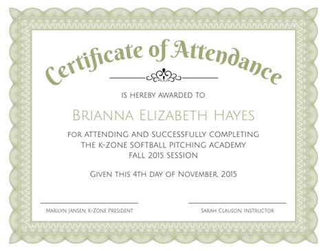 formal certificate of appreciation template 2