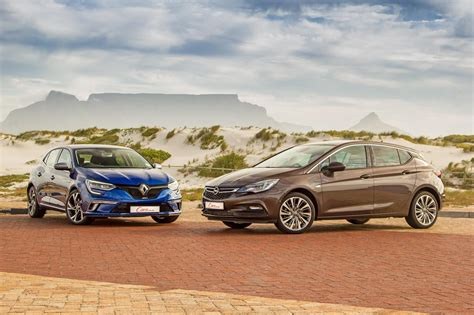 opel renault comparative review opel astra 1 6t sport vs renault