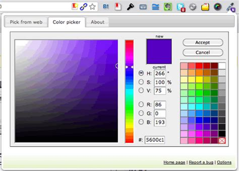 color dropper chrome 見ているページの色コードを探せるchrome拡張機能 eye dropperが便利 rriver