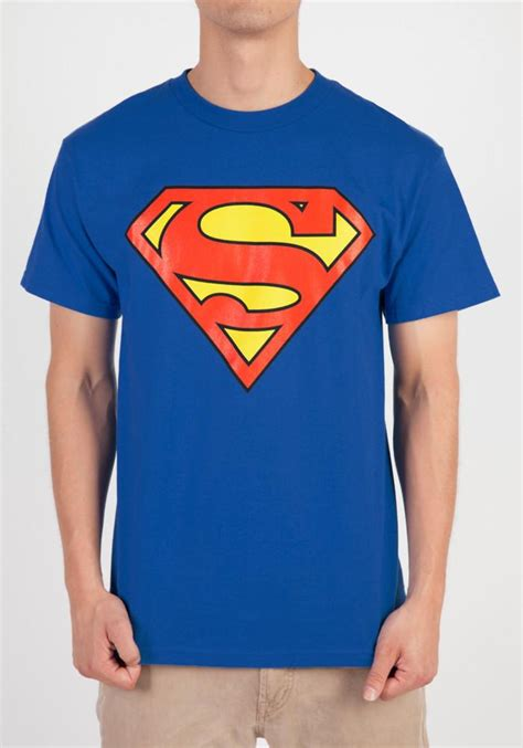 Sale 50 Tshirt Superman By Dc Comics Superheroes Original 2 superman t shirt damen popscreen search bookmarking and discovery engine clothes shoes