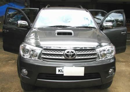Fortuner Anti Air Ad 9050 toyota fortuner 2010 model shows room condition for urgent