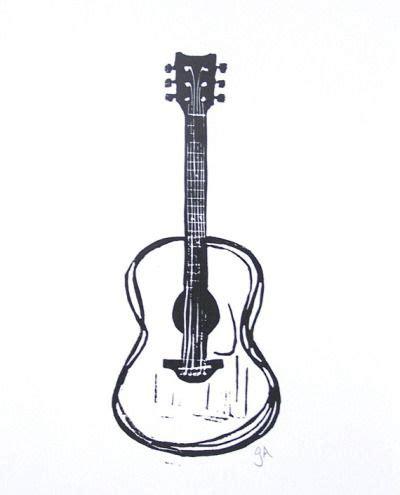 tattooed heart acoustic m 225 s de 25 ideas incre 237 bles sobre tatuaje de guitarra