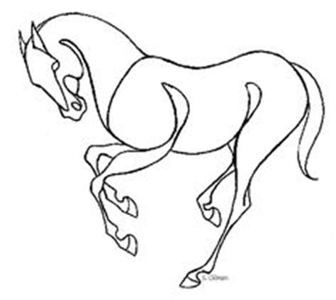 thoroughbred tattoo lookup outline search stuff