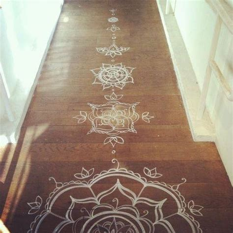 painted wood floor ideas 20 amazing painting ideas for wooden floor decoration