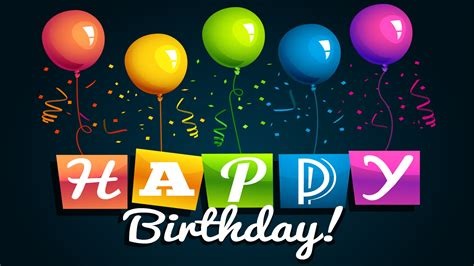 wallpaper bergerak happy birthday happy birthday wallpapers pictures images