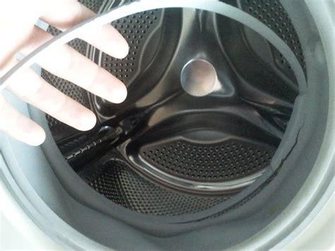 waschmaschine öffnen dichtungsring waschmaschine wechseln