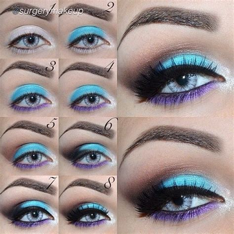 eyeshadow tutorial drugstore fabulous tutorial by surgerymakeup quot tutorial brushes