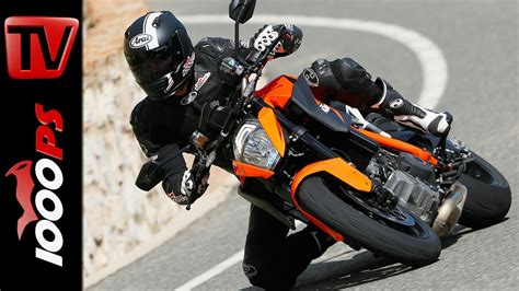 Ktm Motorr Der Videos by Video First Test Ktm 1290 Super Duke R Testvideo Mit